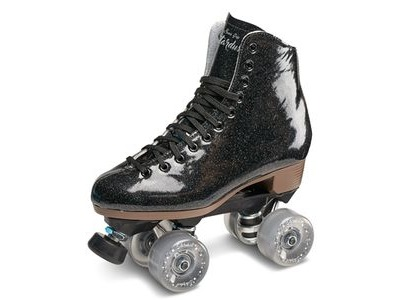SURE GRIP Stardust Black Skates