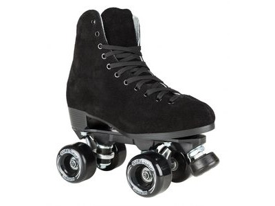 SURE GRIP Boardwalk Outdoor Black Skates