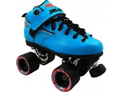 SURE GRIP Rebel Derby Blue
