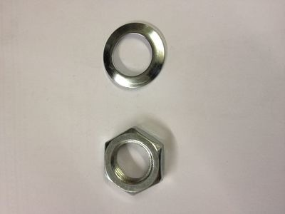 RDS Toe Stop Nut & Washer 5/16  IN