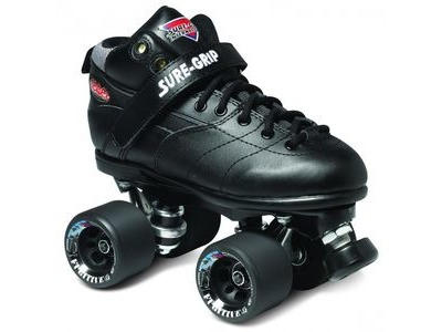 SURE GRIP Rebel Derby Black