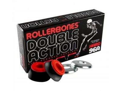 ROLLERBONES Cushions Hard 96A 8 Pack  click to zoom image