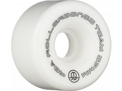 Rollerbones Team Logo Wheels 57mm