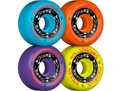 Rollerbones Moxi Michelle Steilen Wheels 62mm