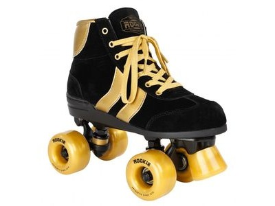 ROOKIE Authentic V2 Skates Black/Gold