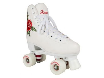 Rookie Rosa White Skates - Sizes UK6 - UK7