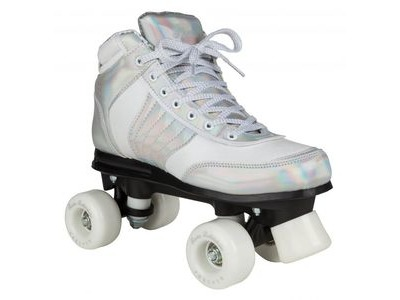 ROOKIE Forever Disco Silver Skates