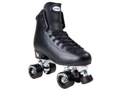 ROOKIE Artistic Black Skates - Sizes UK3 to UK5