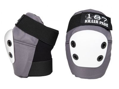 187 KILLER Slim Elbow Pad, Grey