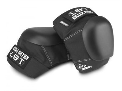 187 KILLER Pro Derby Knee Pad (Black)