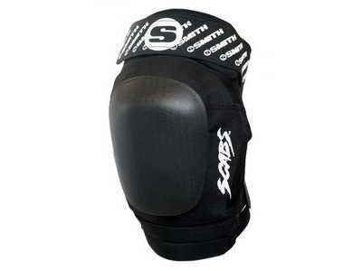 SMITH SCABS Elite II Black Knee Pads
