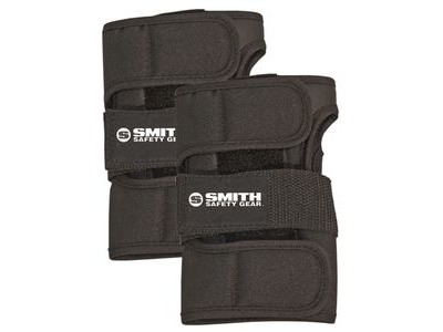 SMITH SCABS Wristguards Black