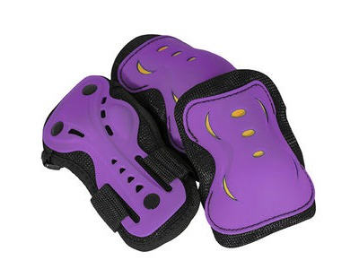 SFR Essential Triple Pad Set, Purple