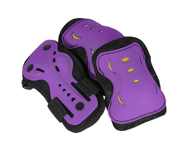SFR Essential Triple Pad Set, Purple click to zoom image