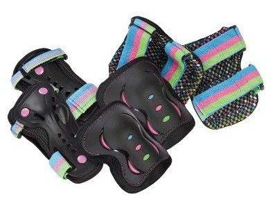 SFR Junior Triple Pad Set, Disco