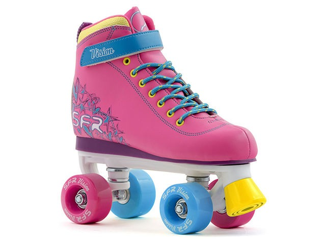 SFR Vision II Tropical Skates click to zoom image