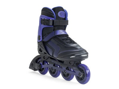 SFR Air X-Pro 80 Skates Black/Purple