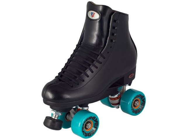 Riedell Celebrity Black Skates click to zoom image