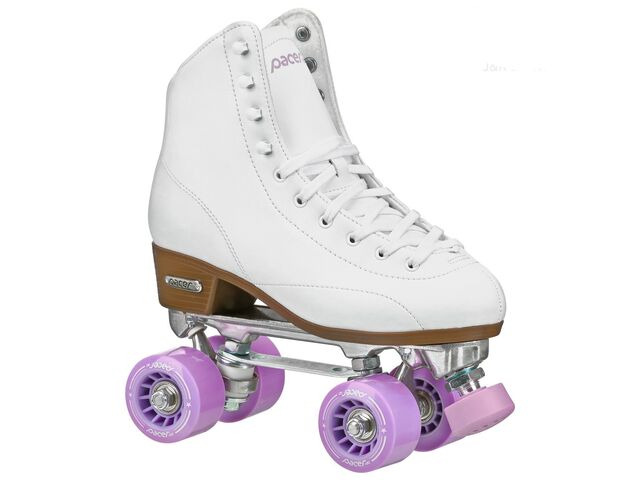 ROLLER DERBY Stratos Skates, White click to zoom image