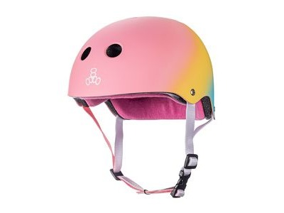 TRIPLE EIGHT Certified Sweatsaver Helmet Shaved Ice