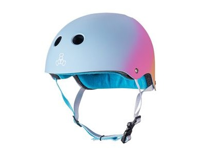 TRIPLE EIGHT Certified Sweatsaver Helmet Sunset